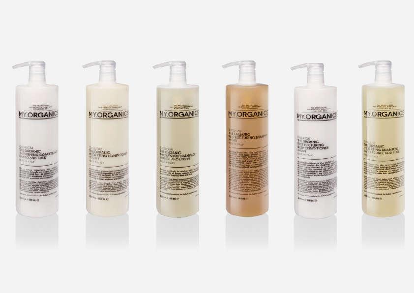 Shampoo- und Conditioner